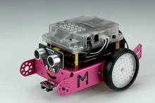 mBot 1.1 rosa Bluetooth