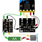 Elektronikk startsett for micro:bit