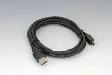 USB-kabel A/mini B