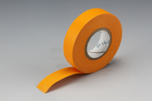 Merketape 13 mm oransje
